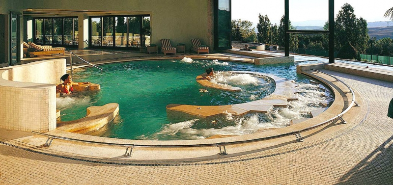 Hotel Panorama Chianciano Terme Toscana
