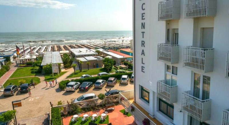 hotel centrale milano marittima emilia romagna