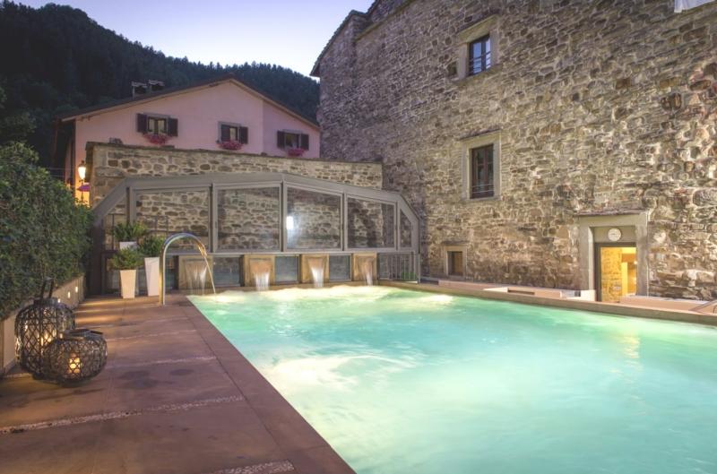 Hotel delle terme s agnese bagno di romagna emilia romagna daylighttour - Hotel lucciola bagno di romagna ...