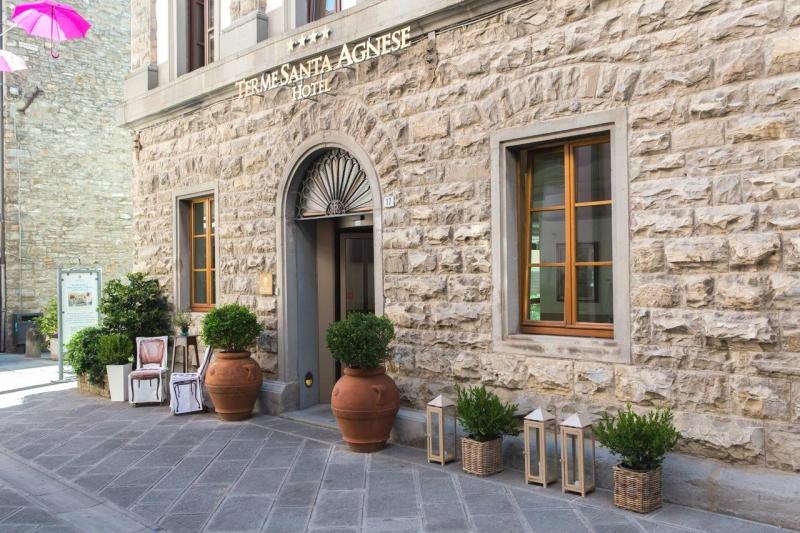 Hotel delle terme s agnese bagno di romagna emilia romagna daylighttour - Hotel bagni di romagna ...