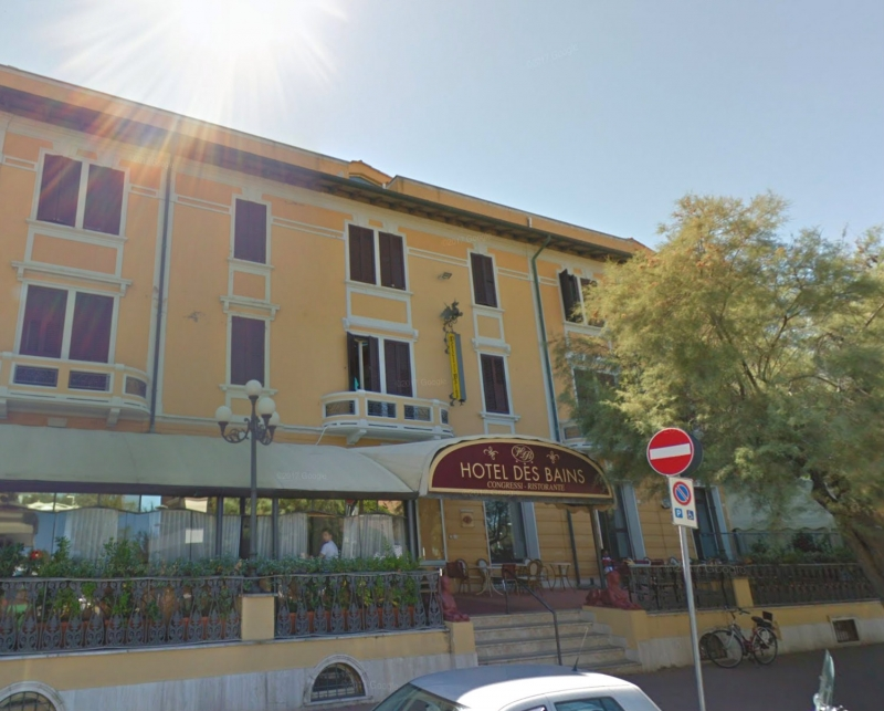 Hotel des bains pesaro marche daylighttour for Hotel des bains paris 14